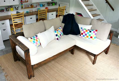 Diy Kids Couch Out Of Baby Mattress