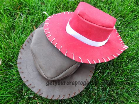 Diy Kids Cowboy Hat