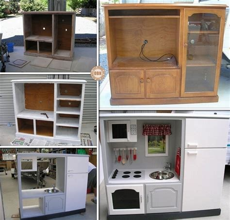 Diy Kids Kitchen Cabinets