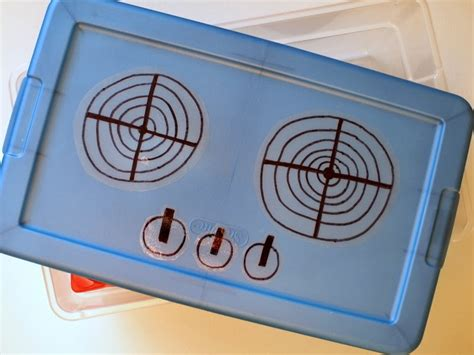Diy Kids Stove Too