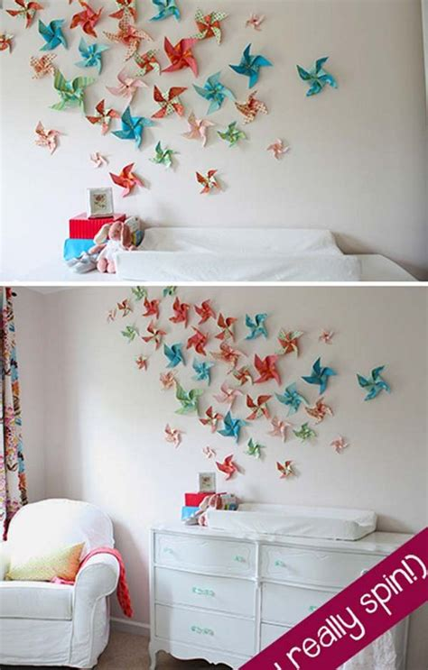 Diy Kids Wall Art Ideas