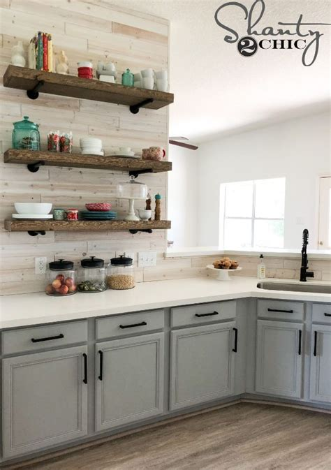 Diy Kitchen Cabinet Extension