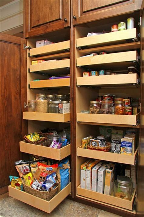 Diy Kitchen Cabinet Storage Ideas