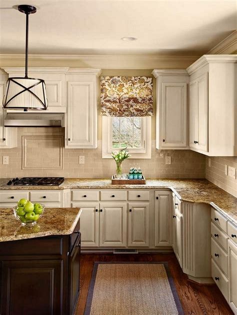 Diy Kitchen Cabinets Color Combination
