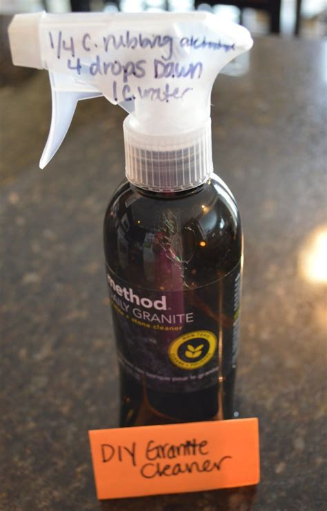Diy Kitchen Countertop Cleaner Recipe