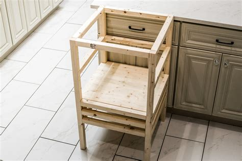 Diy Kitchen Helper Plans