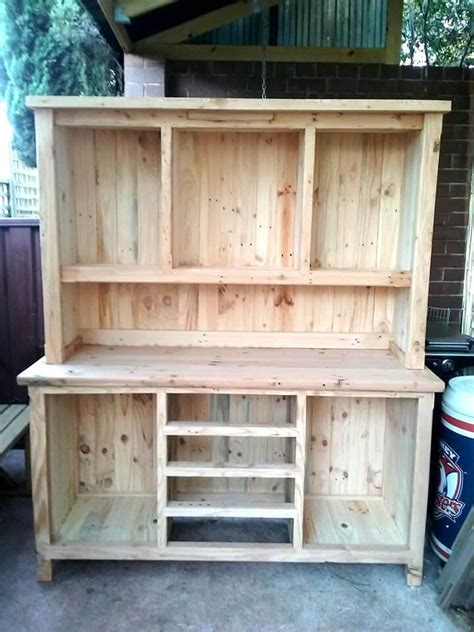 Diy Kitchen Hutches