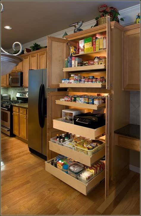 Diy Kitchen Pantry Cabinet Ideas