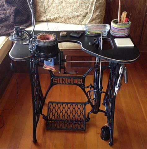 Diy Knitting Machine Table