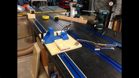 Diy Kreg Jig Clamp Tables