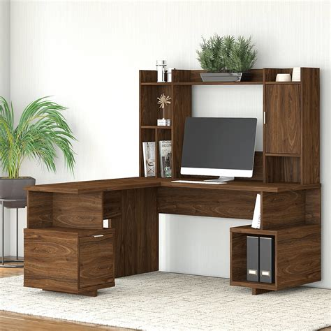 Diy L Shaped Desk With Hutch