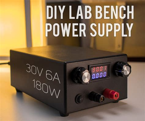 Diy Lab Bench