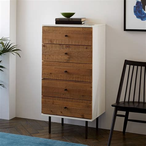 Diy Lacquer Reclaimed Wood Dresser