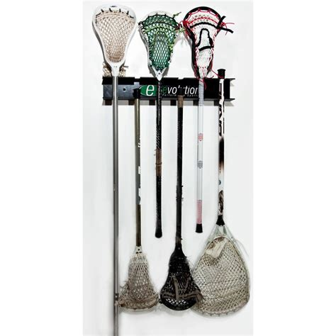 Diy Lacrosse Stick Rack