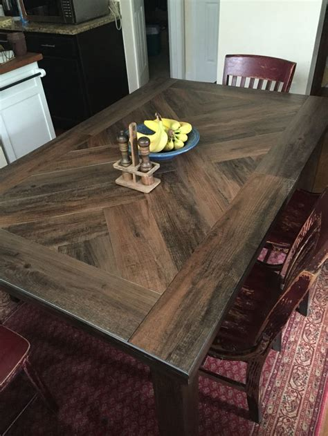 Diy Lament Floor For Table Top