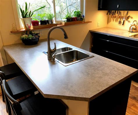 Diy Laminate Countertop Desk