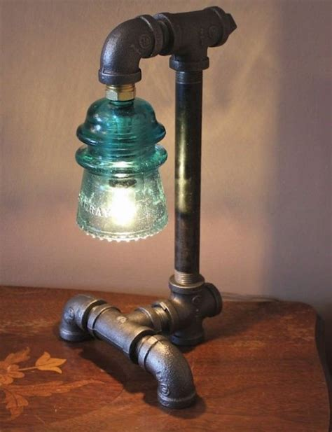 Diy Lamp Projects Industrial