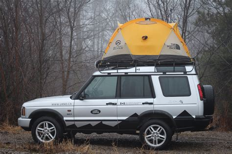 Diy Land Rover Discovery 2 Roof Rack