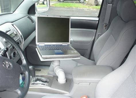 Diy Laptop Stand For Car