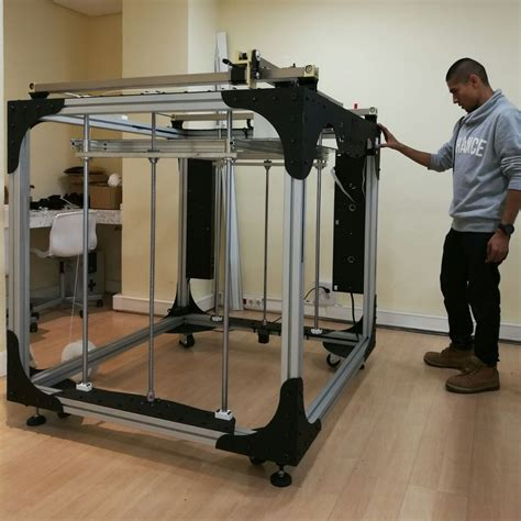 Diy Large 3d Printer Bed Material Hsn