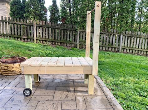 Diy Large Dog Grooming Table