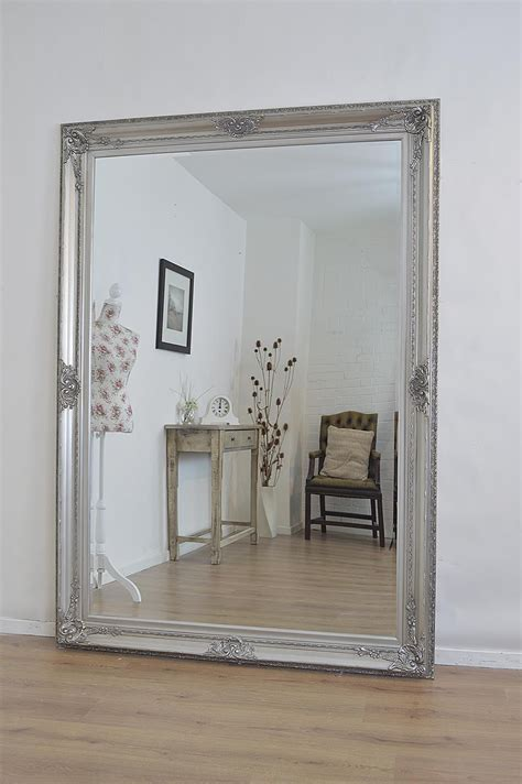 Diy Large Mirrors