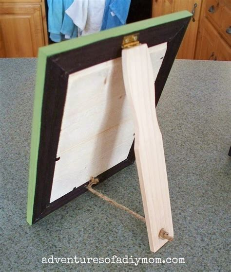 Diy Large Picture Frame Stand