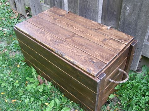 Diy Large Storage Trunk