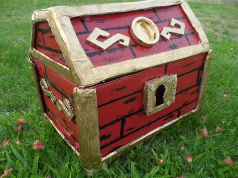 Diy Large Treasure Chest