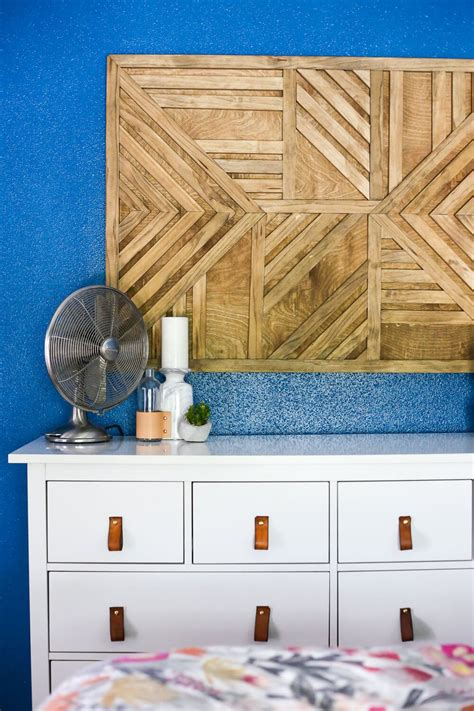 Diy Large Wood Art For Wall