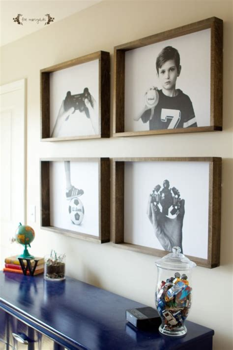 Diy Large Wood Art Frames