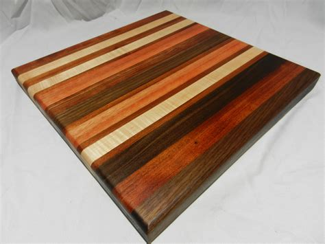 Diy Large Wood Cutting Board