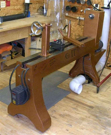 Diy Lathe Wood Bed Extension