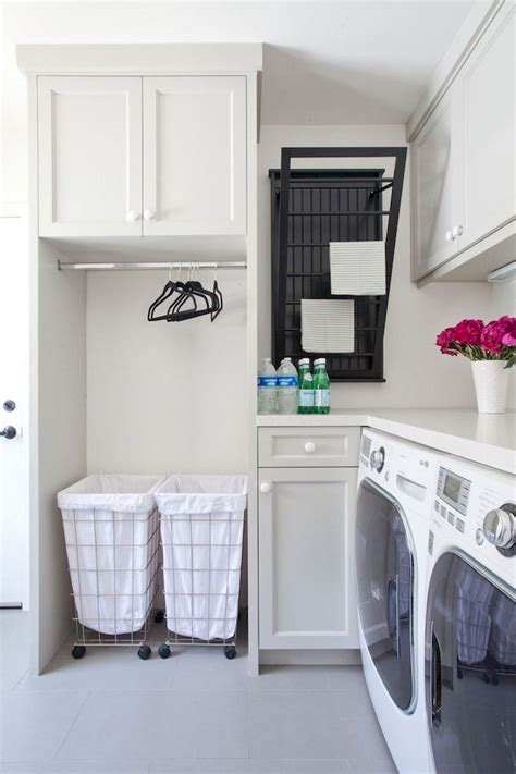 Diy Laundrry Room Wall Storage