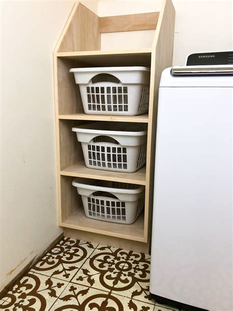 Diy Laundry Basket Frame