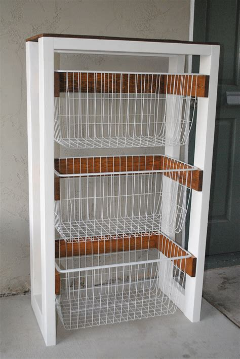 Diy Laundry Hamper For The Hall