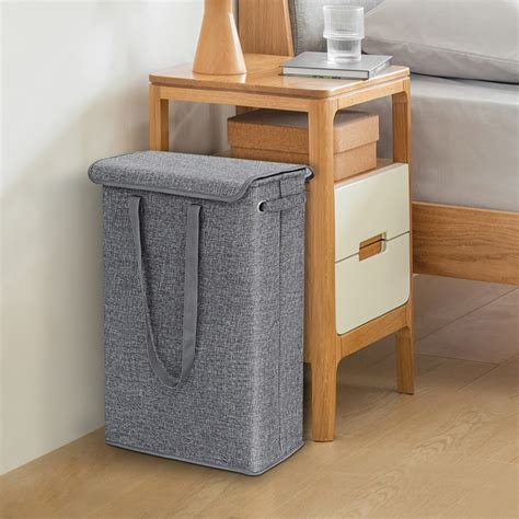 Diy Laundry Hamper With Lid