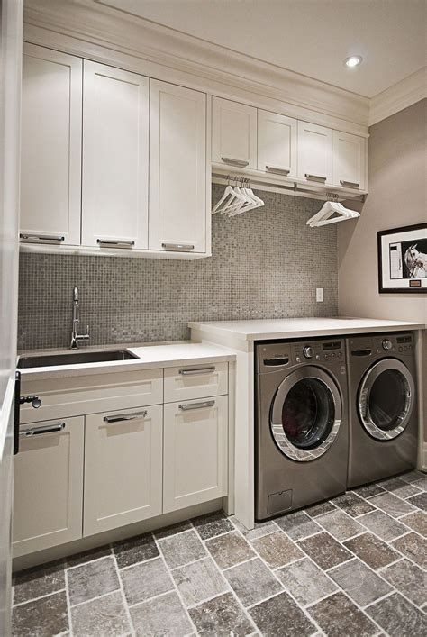 Diy Laundry Room Cabinets On Pinterest