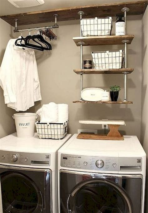 Diy Laundry Room Storage Ideas On A Budget