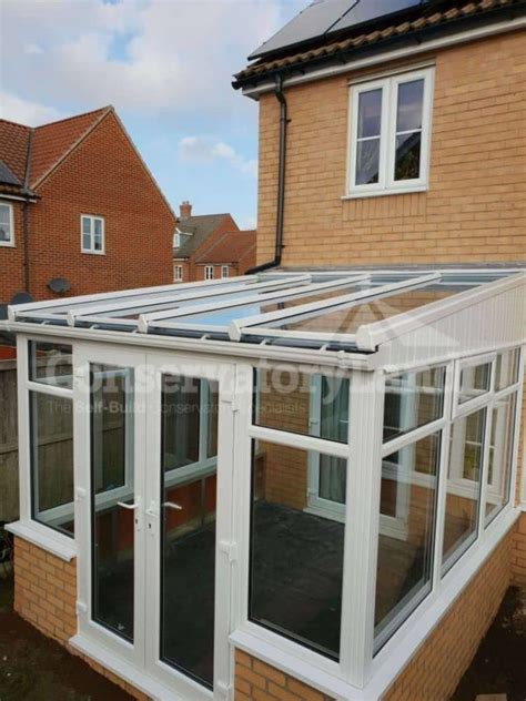 Diy Lean To Roof Extension