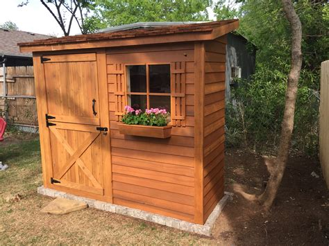 Diy Lean To Wood Shed Kits