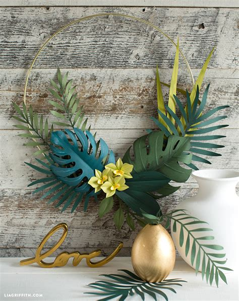 Diy Leaves On Wood