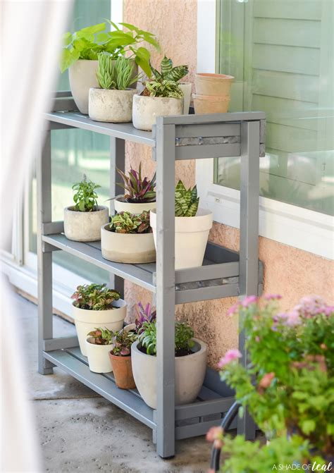 Diy Ledge Planter
