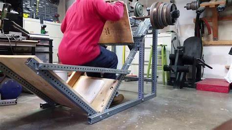 Diy Leg Press Machine