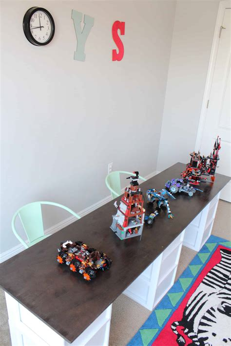Diy Lego Storage Ideas