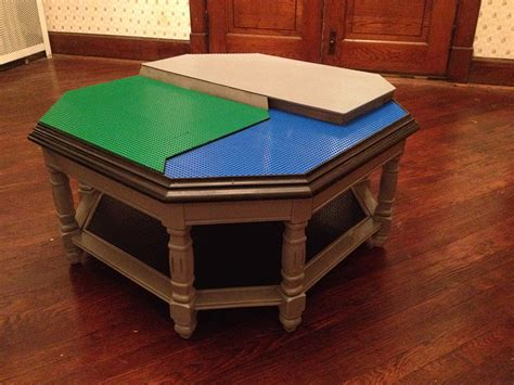 Diy Lego Table Base