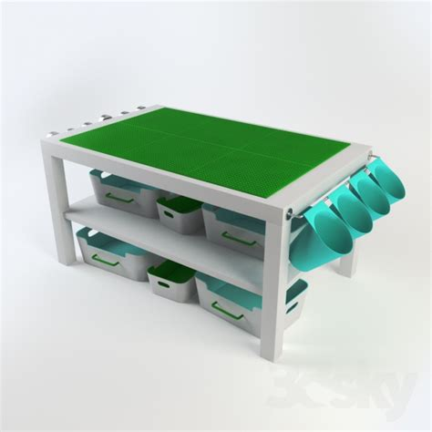 Diy Lego Table Lack