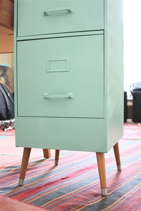 Diy Legs For File Cabinet