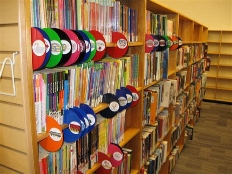 Diy Library Shelf Markers