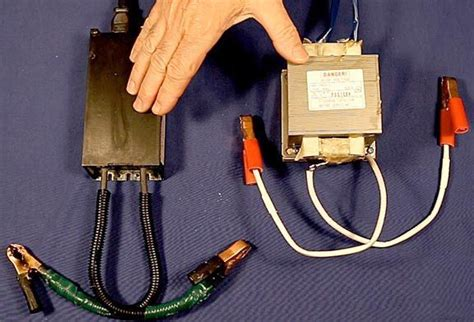 Diy Lichtenberg Wood Burning Transformer